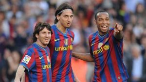 Ini 25 Pencetak Gol Terbaik Untuk Klub Dan Negara Dalam 20 Tahun Terakhir