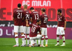Prediksi Inter Milan vs AC Milan 18 Oktober 2020