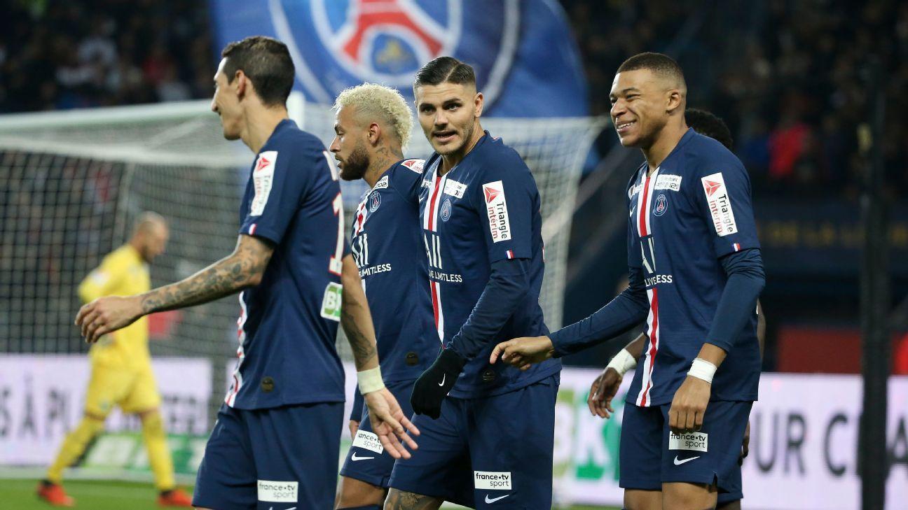 Prediksi Nantes Vs Psg 01 November 2020 Sepakbola Id