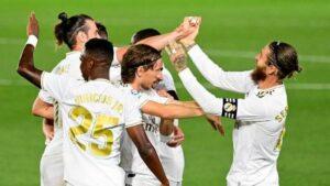 Prediksi Real Madrid vs Getafe 03 Juli 2020