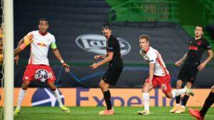 Hasil RB Leipzig vs Atletico Madrid, Gol Telat Adams Antar Leipzig ke Semifinal