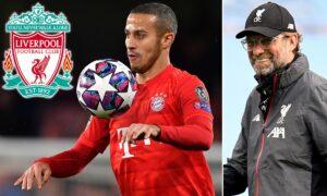 Liverpool Tak Tertarik Thiago, Arsenal Inginkan James Rodriguez