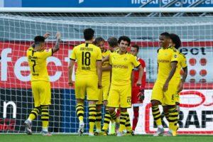 Prediksi Bayern Munich vs Borussia Dortmund 01 Oktober 2020