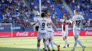 Prediksi Osasuna vs Huesca 21 November 2020
