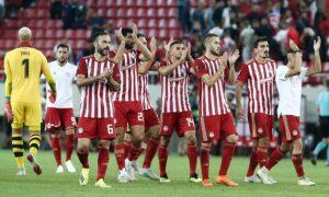 Prediksi Omonia Nicosia vs Olympiacos 30 September 2020