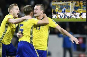 Prediksi Denmark vs Swedia 12 November 2020