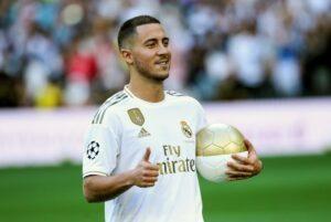 Ini Skuat Real Madrid vs Getafe : Tak Ada Nama Martin Odegaard, Ada Apa ? Eden Hazard Absen Pada Laga Pembuka La Liga