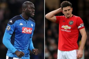 Agen Kalidou Koulibaly Beri Tahu Napoli Tentang Minat Manchester United, Kemajuan Roma Dalam Mengejar Smalling