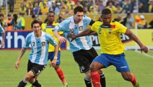 Prediksi Argentina vs Ekuador 09 Oktober 2020