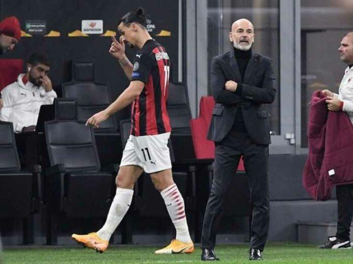 Gagal Menang, Ibrahimovic Minta Maaf pada Pelatih Milan