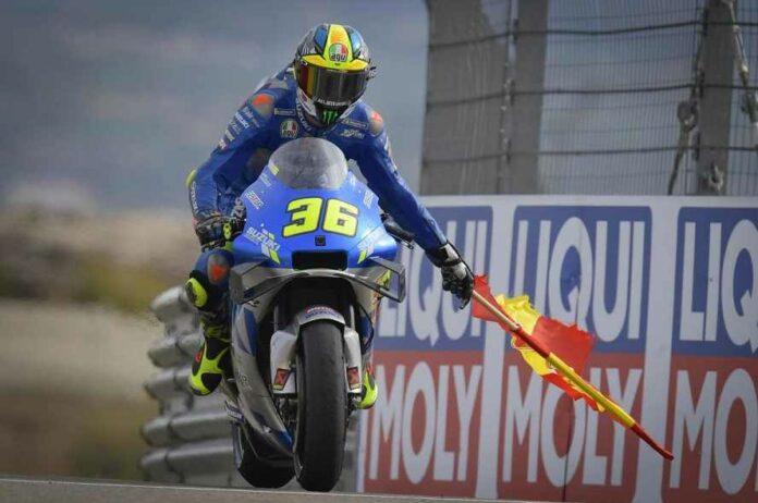 Joan Mir Merasa Beruntung Bisa Tampil Konsisten di MotoGP 2020