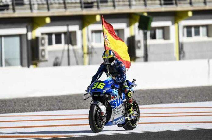 Joan Mir Rajai MotoGP Eropa 2020, Suzuki Tak Terkalahkan!