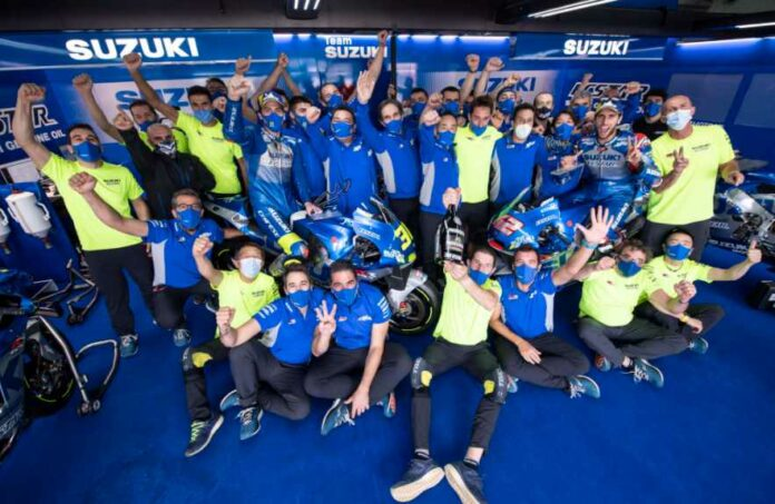 Kepala Mekanik Alex Rins Percaya Dengan Performa Suzuki GSX-RR di Valencia