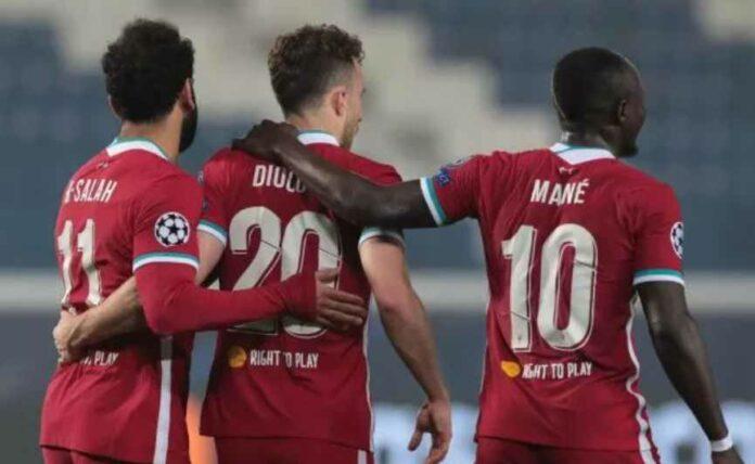 Liverpool Bantai Atalanta dengan skor 5-0