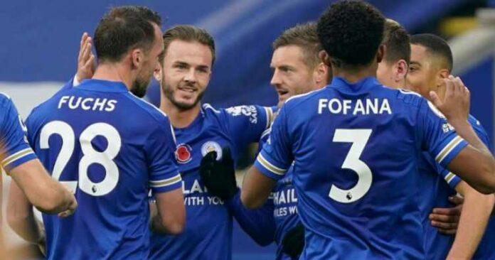 Matchday 8, Leicester Rebut Puncak Klasemen Sementara Premier League