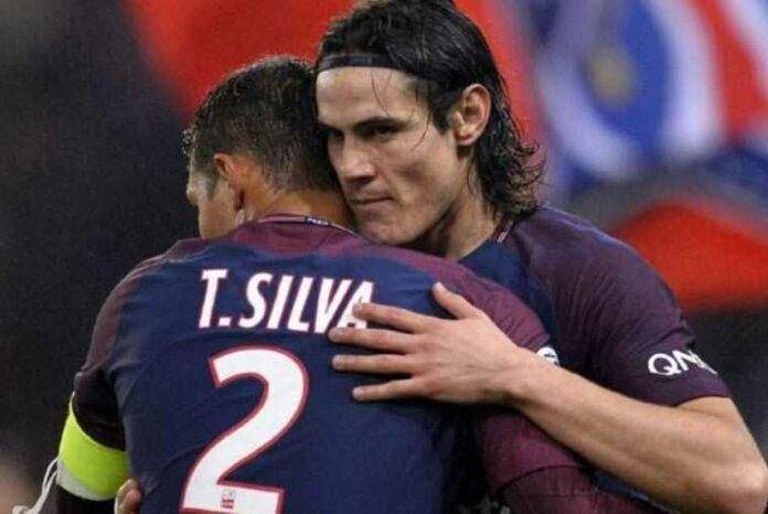 PSG Menyesal Telah Menjual Cavani dan Thiago Silva