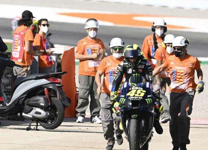 Para Pembalap Yamaha Meraih Hasil Buruk Pada Balapan MotoGP Eropa