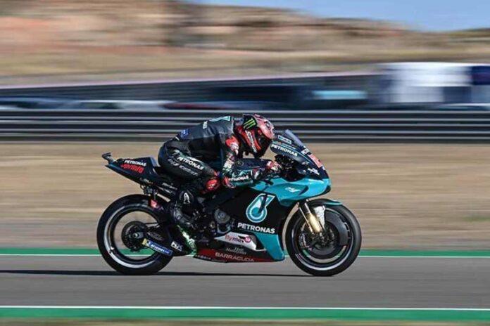 Quartararo Akui Rasakan Tekanan Jelang MotoGP Eropa