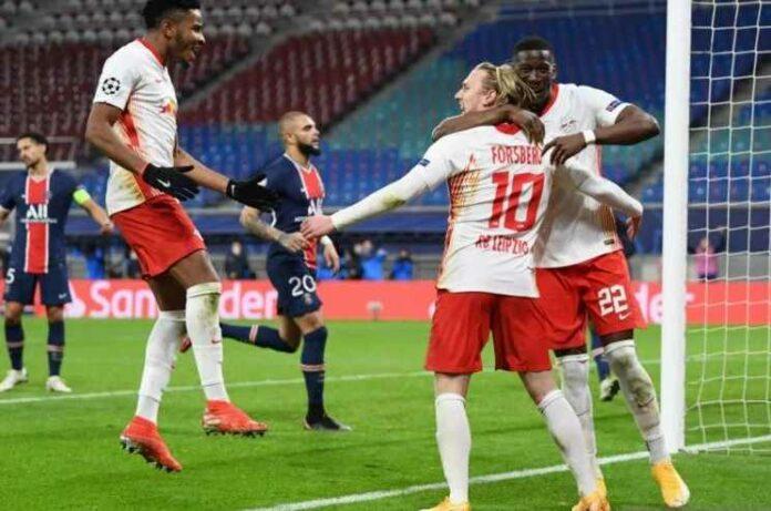 RB Leipzig Tampil Sebagai Pemenang Kala Menjamu Paris Saint-Germain di Lanjutan Liga Champions