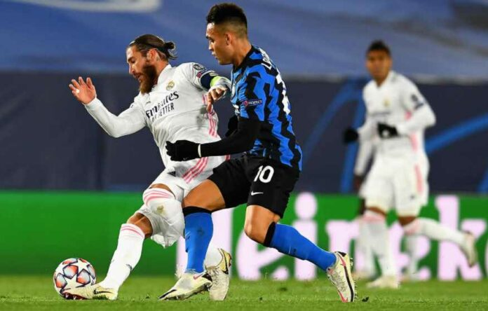 Susah Payah Real Madrid Kalahkan Inter Milan