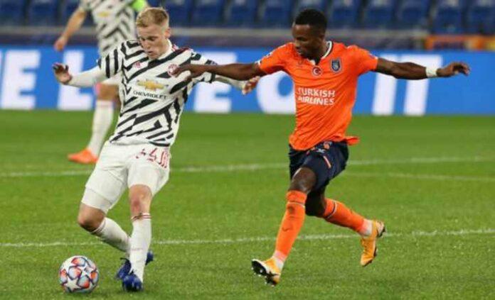 Van de Beek Tampil Jauh di Bawah Standar Pada Duel MU Kontra Istanbul Basaksehir di Liga Champions