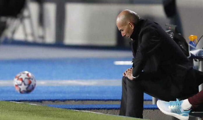 Zidane Lagi 'Digoyang' Rumor Pemecatan Pelatih