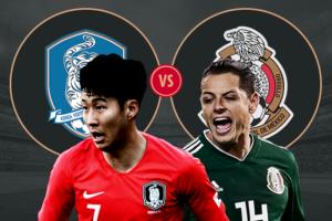 Prediksi Meksiko vs Korea Selatan 15 November 2020