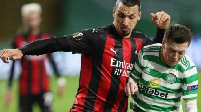 AC Milan vs Celtic