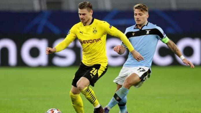 Borussia Dortmund Vs Lazio