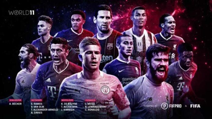 FIFPro Men's World XI 2020