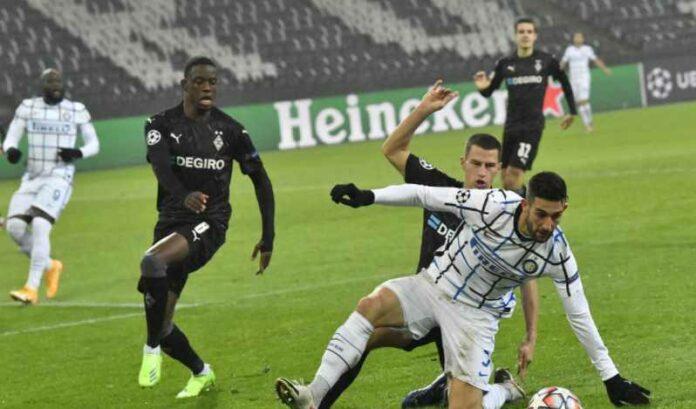 Gladbach Vs Inter