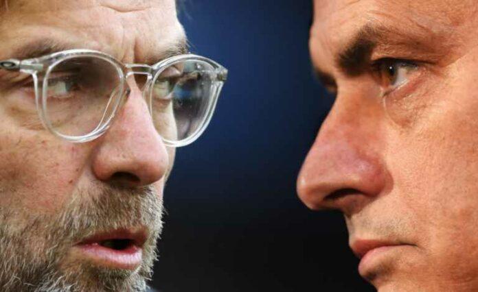 Klopp dan Mourinho