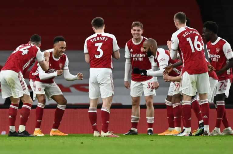 Prediksi Arsenal Vs Manchester United 31 Januari 2021 Sepakbola Id