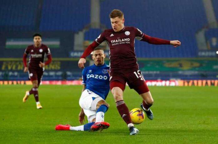 Everton Vs Leicester Ciy