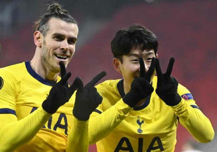 Son Heung-Min , Gareth Bale