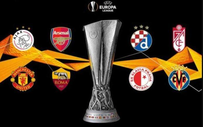 Drawing Perempatfinal dan Semifinal Liga Europa